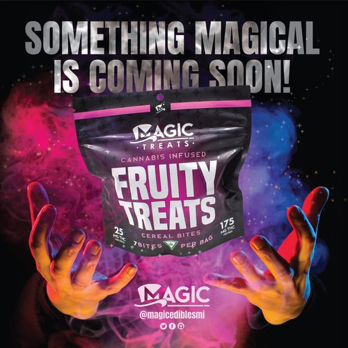 Magic Packaging Design and Marketing Campaign