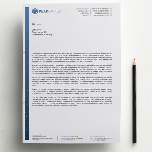 business letter for innovative software company