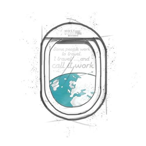 Travel agency T-shirt