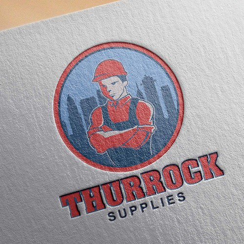 Logo concept for THURROCK