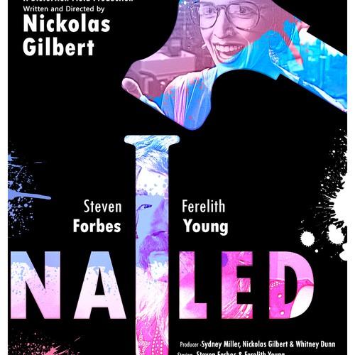 """Nailed """"Short Movie"""" Poster"""