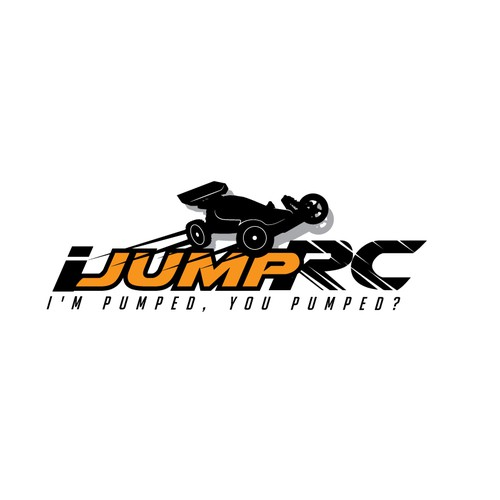 Create a Catchy/Versitle Logo for an RC Car Entertainment Brand