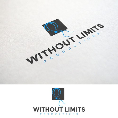 Create a new logo for our production company - Without Limits Productions