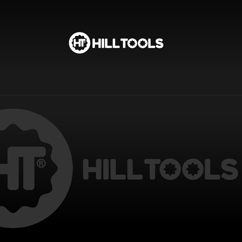 Bold, modern and simple logo design for HillTools