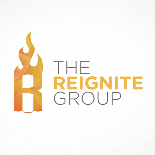 Logo & Business Card for The Reignite Group