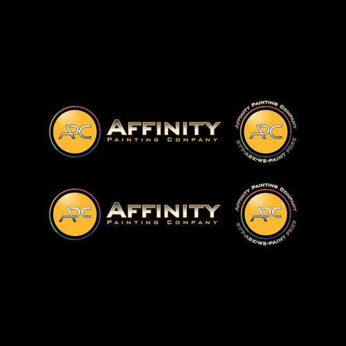 Affinity Painting Company Logo
