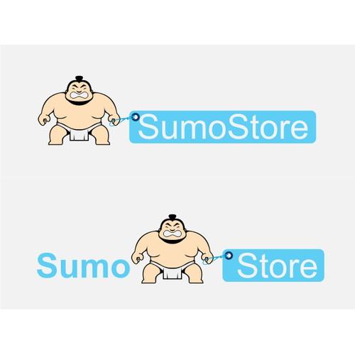 Nieuw logo gezocht voor SumoStore