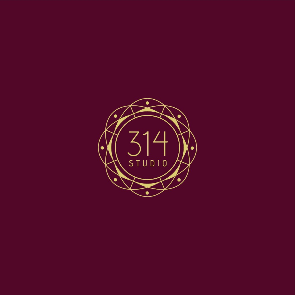 Create a contemporary but vintagy logo for 314studio