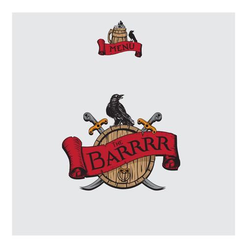 The Barrrr logo