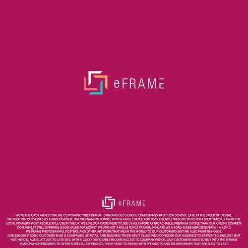 e frame