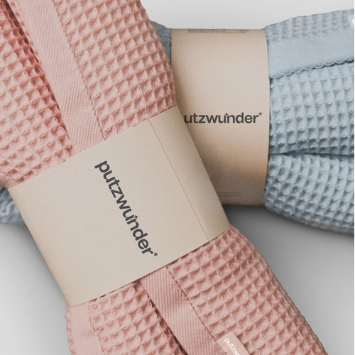 Putzwunder Branding