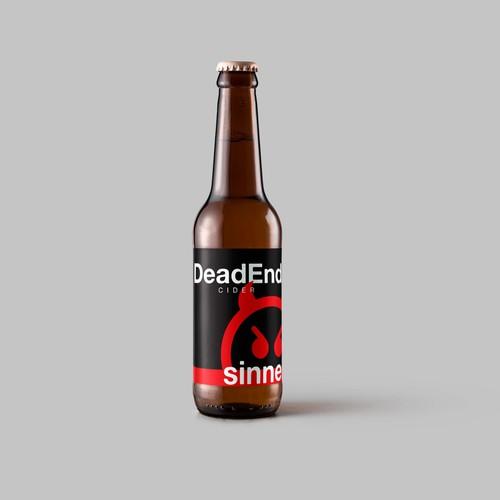 Packaging Design for Hard Cider