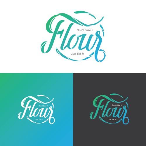 Flour Logo Concept