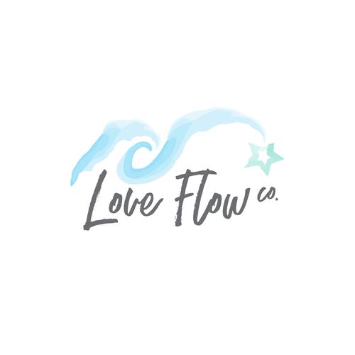 Logo concept for healing services