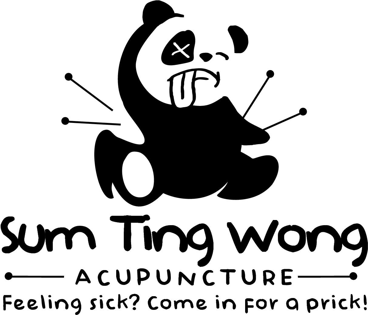 Happy Panda/Sick Panda