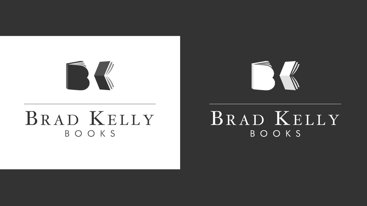 logo for Brad Kelly Books