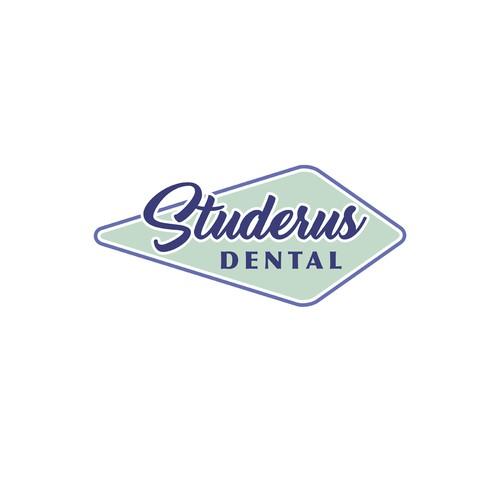 Retro logo for Dental Practice