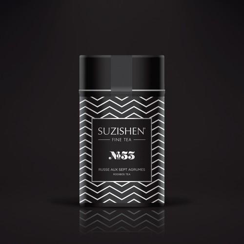 Suzishen / Tea labels