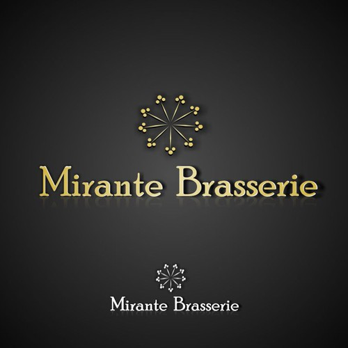 logo for Mirante Brasserie
