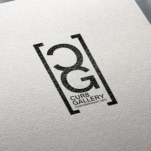 Cur8 Logo Concept