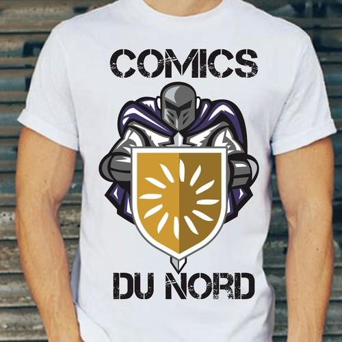 Comics Du Nord