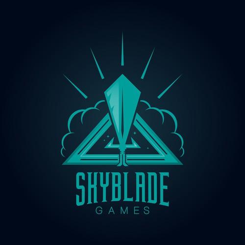 Blade Sword Logo