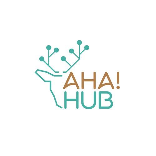 Logo for innovative business incubator.