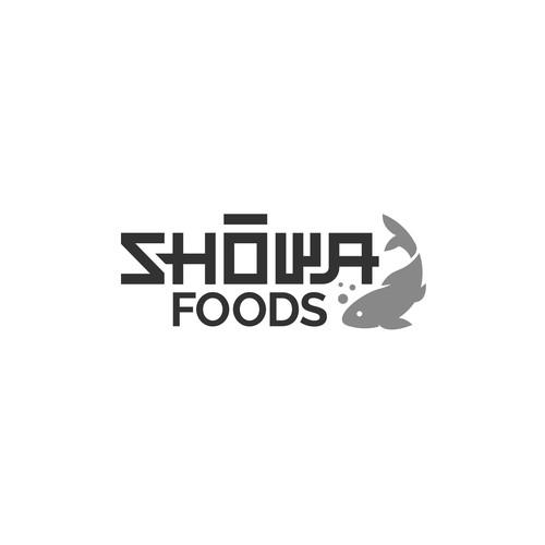 Asian Food Logo Concept