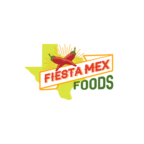 Design for Tex Mex Foods