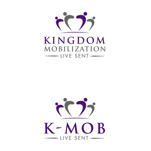 Kingdom Mobilisation - unused logo
