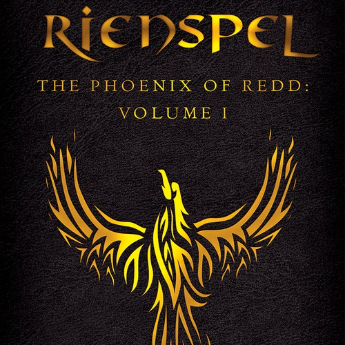 Fantasy Book Cover for The Phoenix of Redd.