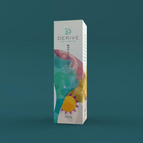 CBD Tincture Concept