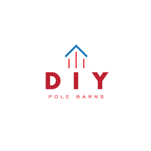 Design the new logo for DIY Pole Barns