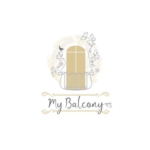 Logo concept for architectural designers/renovators | My Balcony