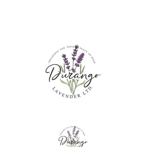 Logo for Lavender Farm