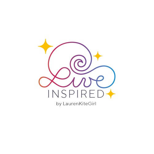 Inspire Women with Kitesurfing, Magic Stardust, Rainbows & the Cosmos.
