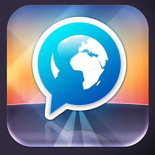 iPhone app icon for Travelavenue