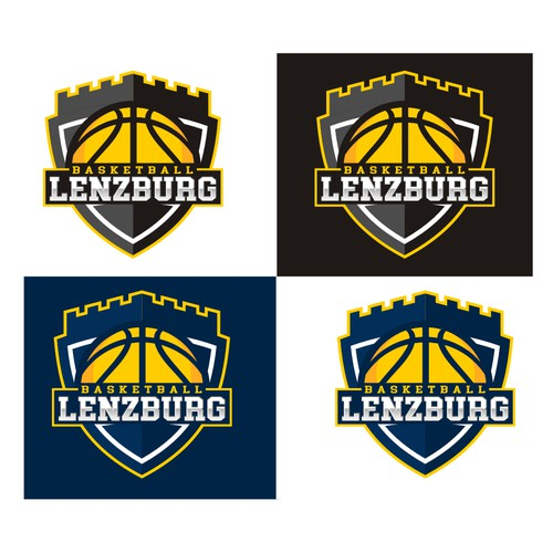 Baskeball Club Logo