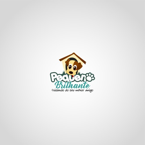 Logo P.brilhante