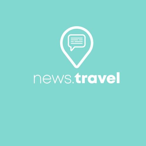 Logo for travel news