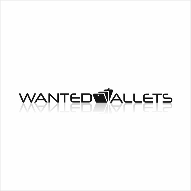 Help Wanted Wallets with a new logo