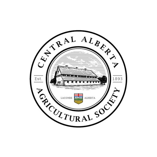 Vintage logo for Agricultural Society