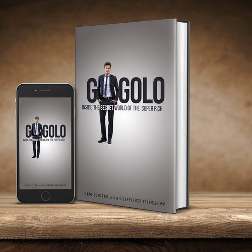 Gigolo Book Cover Entry