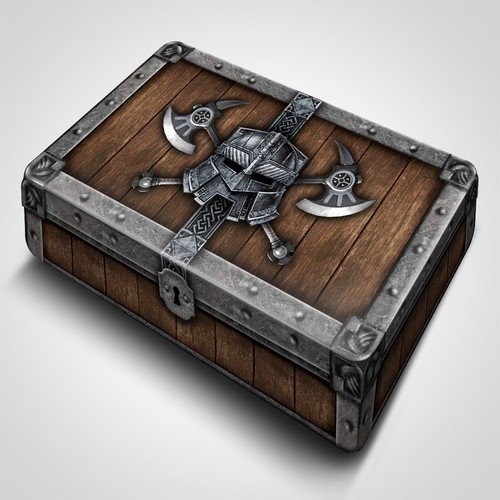 dwarven Treasure box