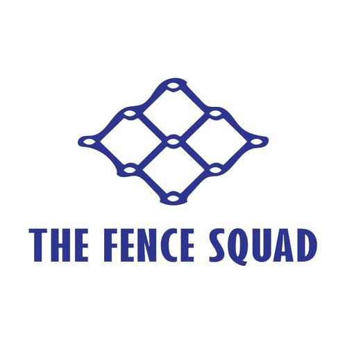 Fencing Company Logo Concept