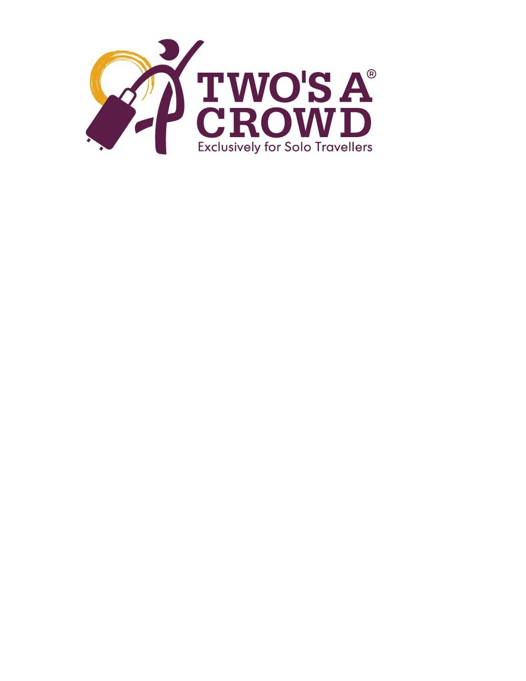 Solo travel tour specialist logo re-design