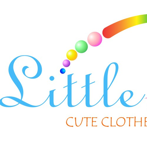 Help Little Cuties with a new logo