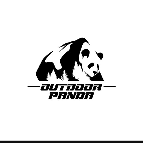 Logo for Outdoor Panda