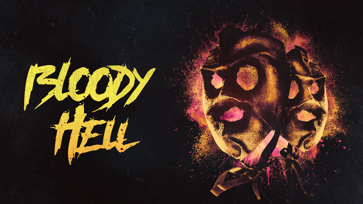 *BLOODY HELL* HORROR / COMEDY / ACTION MOVIE POSTER