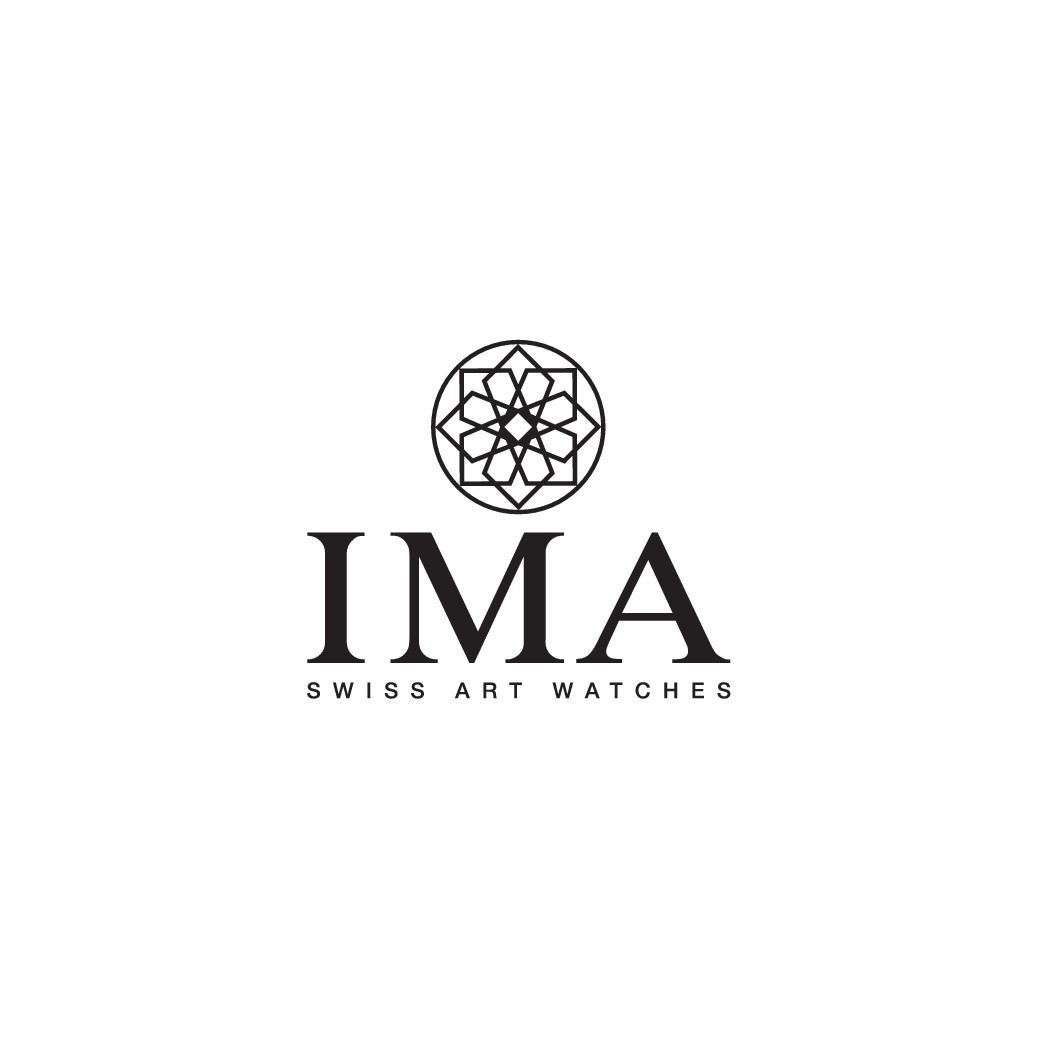 Create a LOGO with a living design that inspires luxury, modernity and quality for IMA  watches.